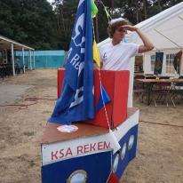 Kamp 2018: KSA op Cruise (Olmen)